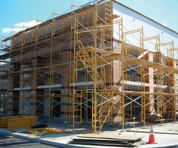 Structural Repair & Construction